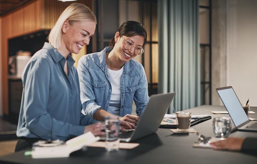 Vores hjemmeside designer i København udvikler et design af hjemmeside sammen med kunde