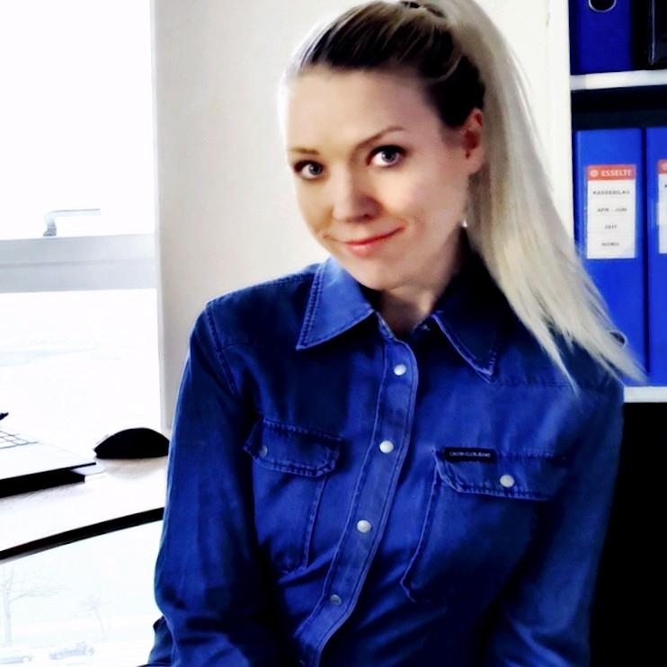 Sara vores webdesigner i København
